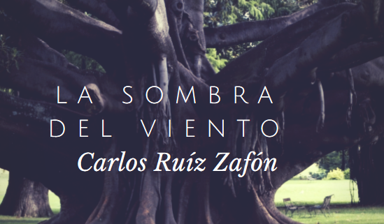 La sombra del viento por Carlos Ruíz Zafón – The Velvet Books