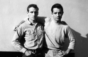 Neal-Cassady-y-Jack-Kerouac-esta-foto-perteneciò-a-la-portada-del-libro-de-Jack-Kerouac-On-The-Road