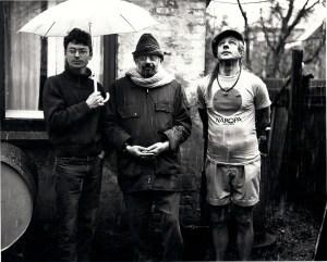 Steven-Taylor-Allen-Ginsberg-Peter-Orlovsky-photo-by-Saul-Shapiro