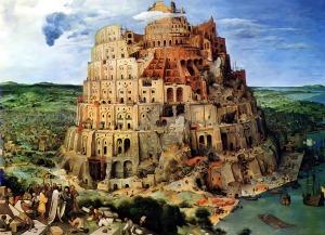 The Tower of Babel- Pieter Bruegel - 1563