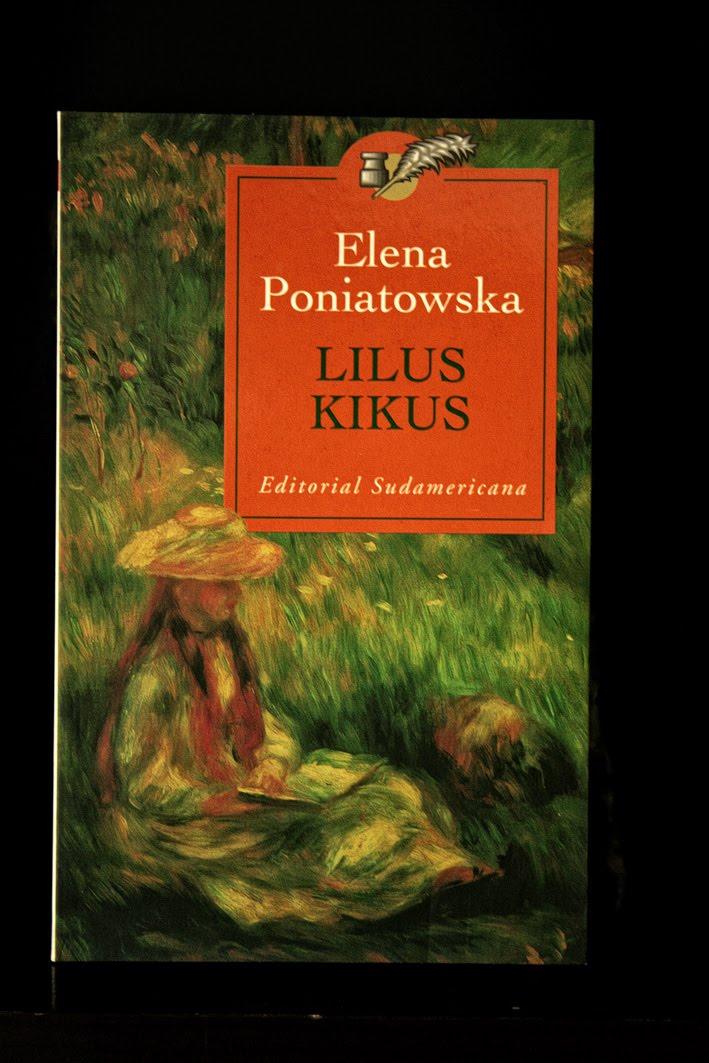 29 - Elena Poniatowska - Lilus Kikus