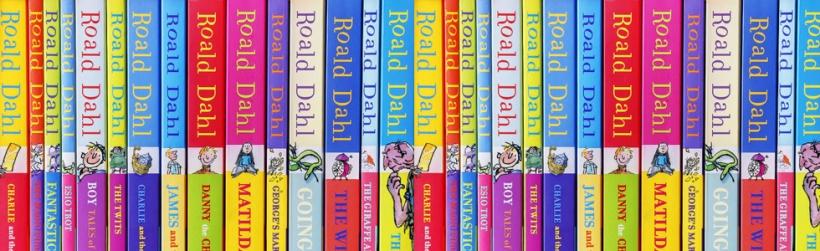 libros infantiles roald dahl